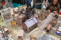 South London Warlords - Salute 2018 Malifaux