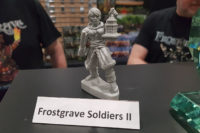 South London Warlords - Salute 2018 Northstar Miniatures