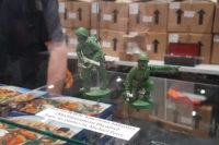 South London Warlords - Salute 2018 Perry Miniatures