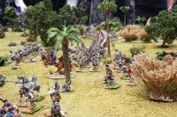 South London Warlords - Salute 2018 Raid at Gaskin's Plantage