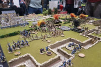 South London Warlords - Salute 2018 Scarab Miniatures