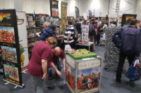 South London Warlords - Salute 2018 Warlord Games