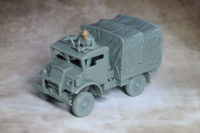 Rubicon Models - British CMP 15cwt Truck