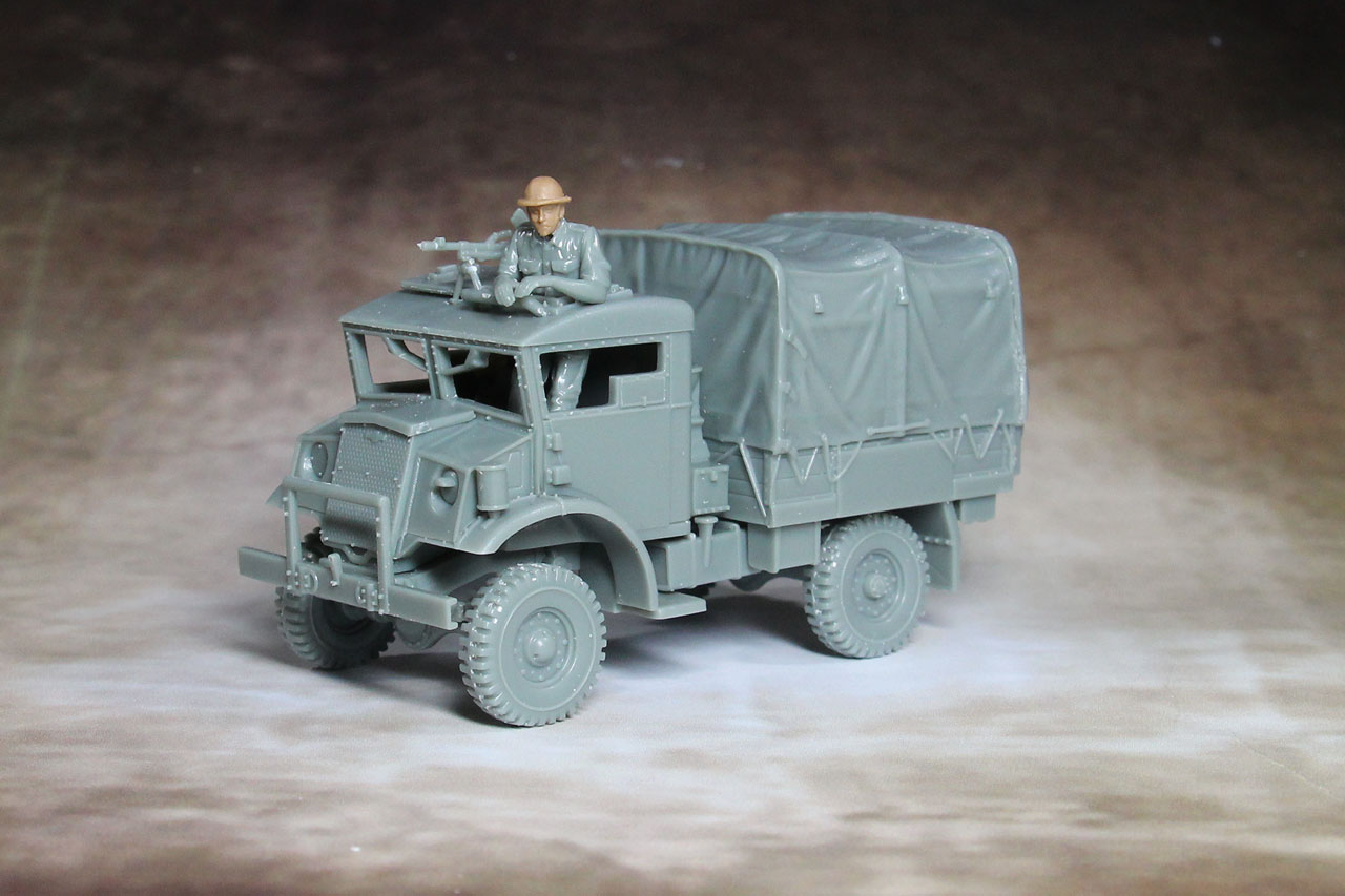 Rubicon Models British CMP 15cwt Truck « chaosbunker.de