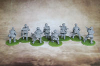 Bolt Action - German Grenadiers