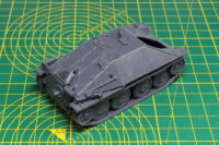 Bolt Action - Flammpanzer 38(t)