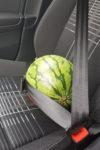 Melone Dreipunktgurt