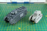 Bolt Action - Char B1 Bis