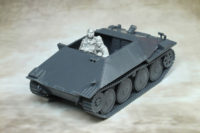 Bolt Action - Bergepanzer 38(t)