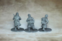 Converting Bolt Action Winter Germans