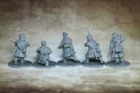 Bolt Action - German Infantry (Winter)