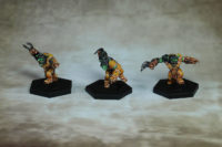 Dreadball - Marauders