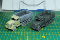 Rubicon Models - SdKFz 3a Maultier with Einheitskoffer