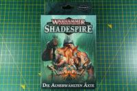Warhammer Underworlds: Shadespire – The Chosen Axes