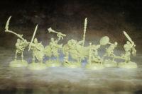 Warhammer Underworld Shadespire - Sepulchral Guard
