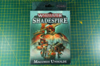 Warhammer Underworlds: Shadespire – Magore's Fiends