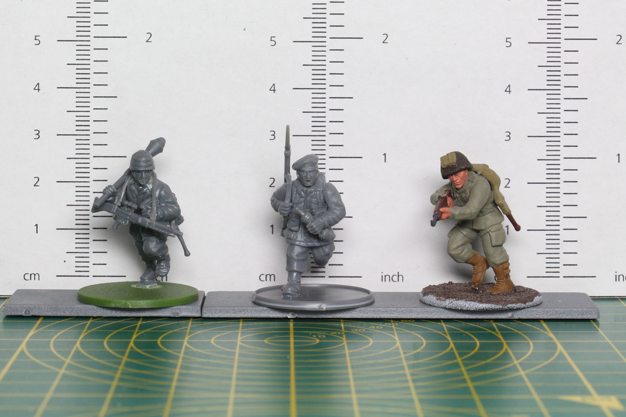 Warlord Games Bolt Action British Infantry Sprue