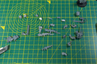 Warhammer 40.000 Imperial Guard Bits