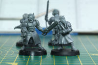 Bolt Action Winter Germans Longcoat Conversions