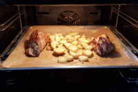 Pork Filet with Potatoes