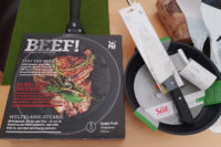 WMF Beef Silit Pan and Knife