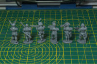 Warlord Games - Pike & Shotte Landsknecht Missile Troops