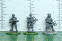 Warlord Games - Pike & Shotte Landsknecht Missile Troops