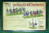 Warlord Games - Pike & Shotte Landsknechts with Zweihänders