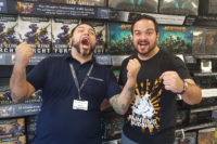 Warhammer Koblenz Store Opening Party