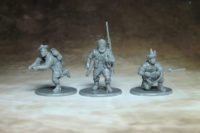 Bolt Action - British 8th Army Commonwealth Infantry