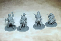 Bolt Action - Deutsches Afrika Korps German Grenadiers