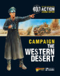 Bolt Action - Campaign The Western Desert