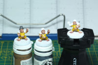 Blood Bowl Halflings