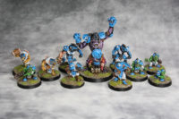 Blood Bowl - Skycastle Titans