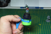 Hobby Holder Paint Handle