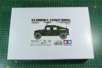 Tamiya - US Modern 4x4 Utility Vehicle HMMWV HUMVEE 1:48