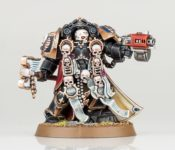 Games Workshop - Space Marine Chaplain in Terminator Armour