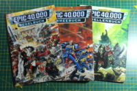 Epic 40,000 - Rulebooks German