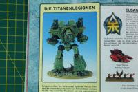 Epic 40,000 - Lucius Pattern Warlord Titan