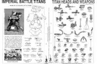 Adeptus Titanicus - Warlord Titan