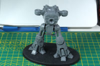 Adeptus Titanicus - Reaver Battle Titan