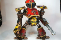 Armourcast Reaver Titan