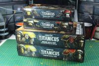 Adeptus Titanicus - Boxes