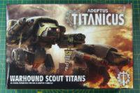 Adeptus Titanicus - Warhound Scout Titans