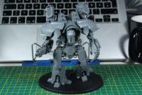 Adeptus Titanicus - Warlord Battle Titan