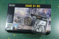 Bolt Action - Char B1 & 10,5cm LeFH