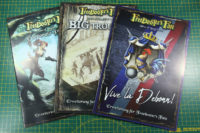 Freebooters Fate Books
