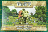Konflikt 47 - Locust / Heuschrecke