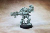 Limited Miniature - Space Marine Captain