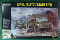 Bolt Action - Opel Blitz / Maultier